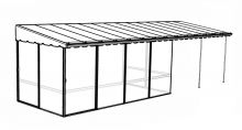 Recreational Vehicule Gazebo with awning