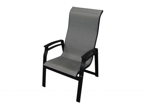 Chaise empilable Kaza